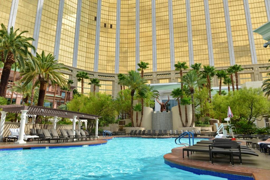 Hotellrecension: Four Seasons Las Vegas, USA 1
