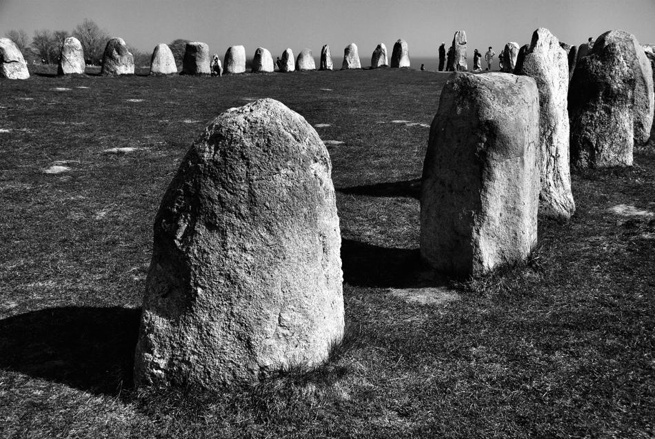 Ales stenar, Skåne, Sverige