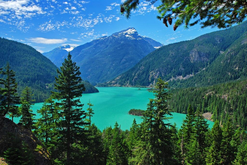 North Cascades NP Washington USA 5