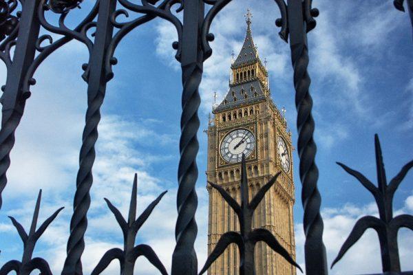 Big ben - London - Storbritannien