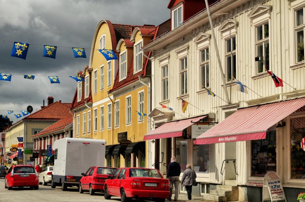 Gränna-Sweden