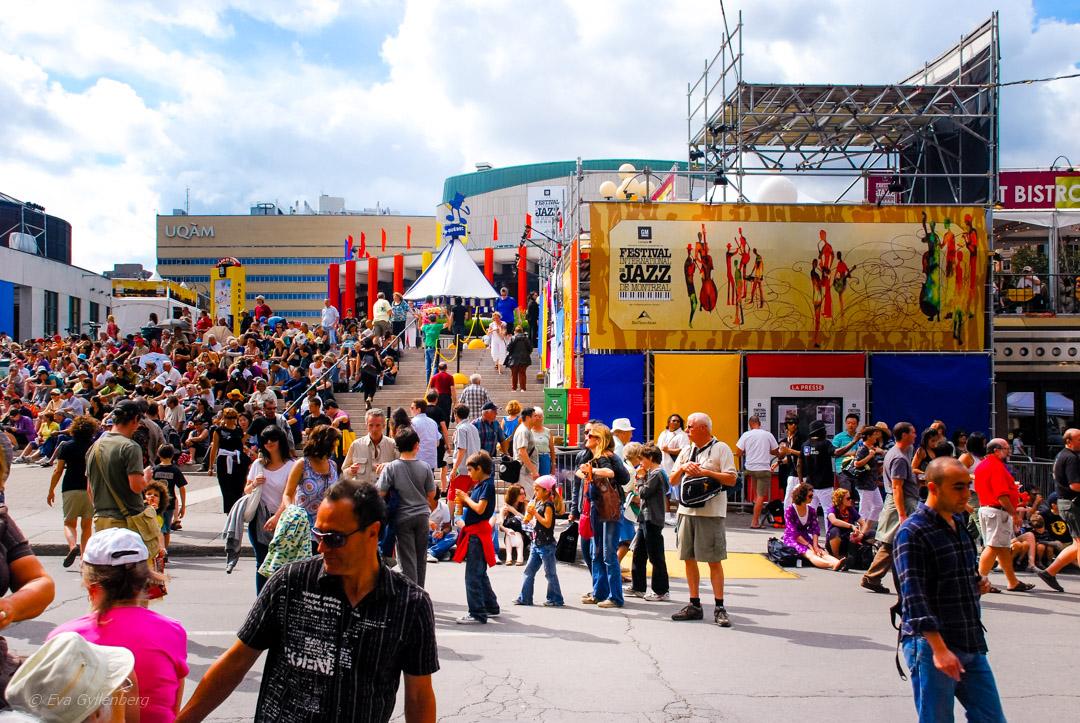 Montréal Jazzfestival