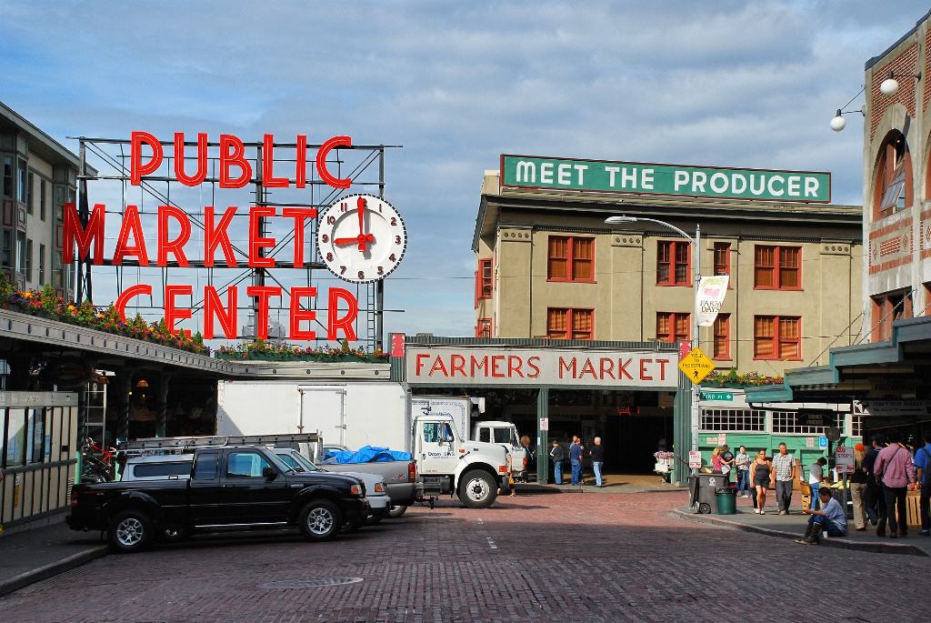 Seattle - Fotoalbum från Starbucks hemstad 24