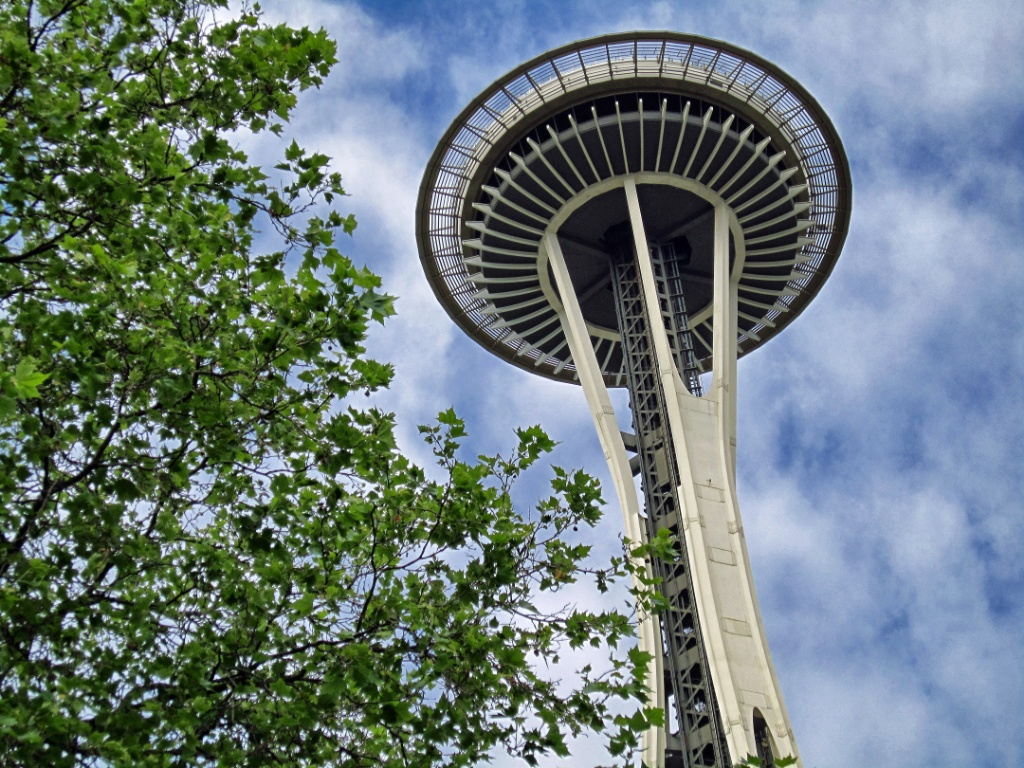 Seattle - Fotoalbum från Starbucks hemstad 26