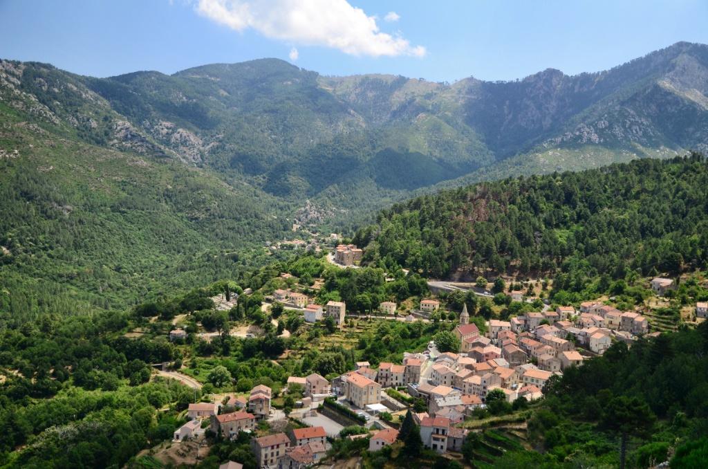 Bilder från Korsika: Bergig och stolt medelhavspärla 1