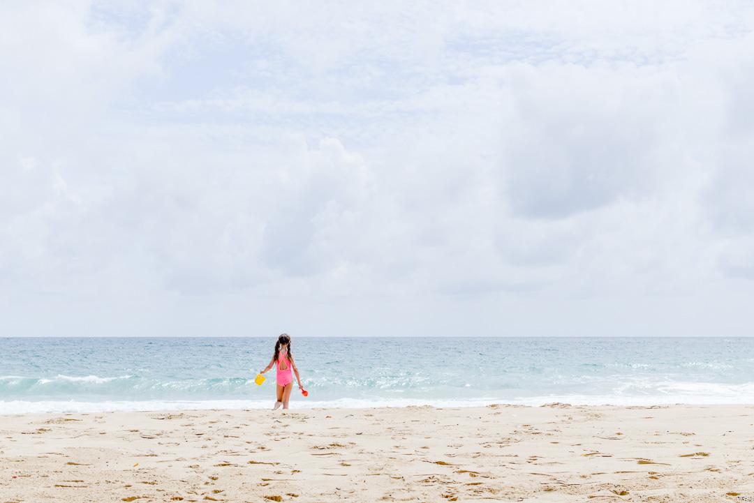 Packlista för semester med barn/bebis