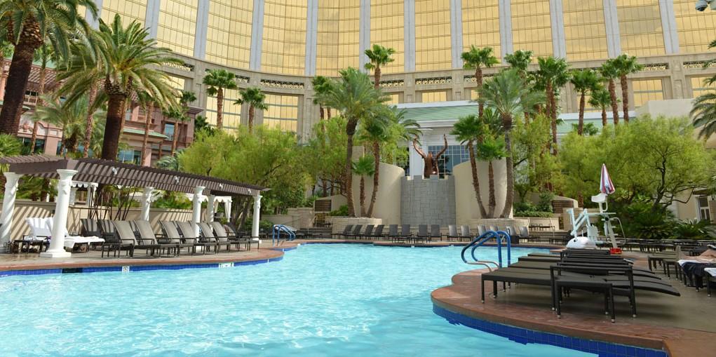 Hotellrecension: Four Seasons Las Vegas, USA 8