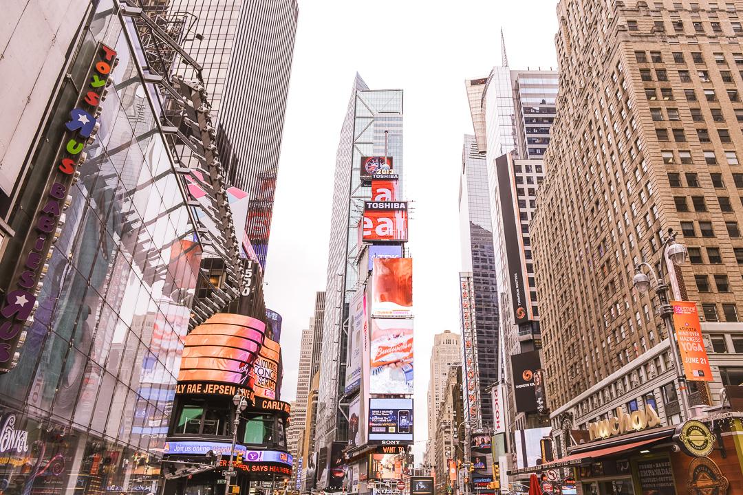 New York med barn - Topp 6 sevärdheter 1