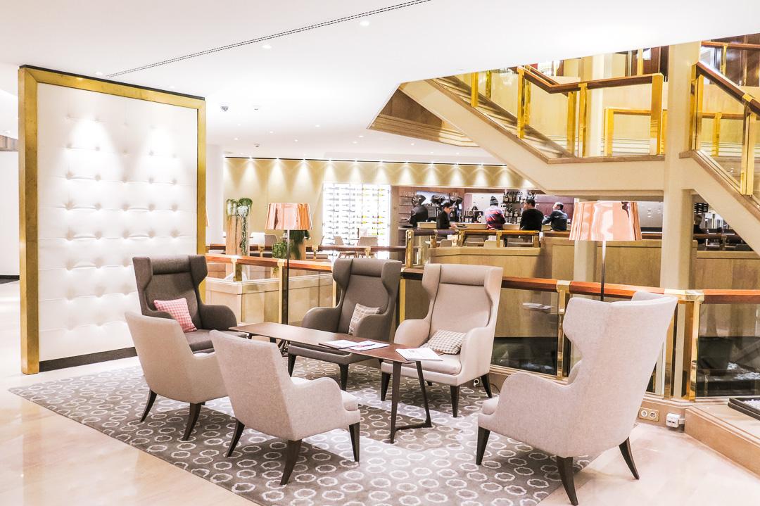 Mövenpick Hotel Geneva, Schweiz