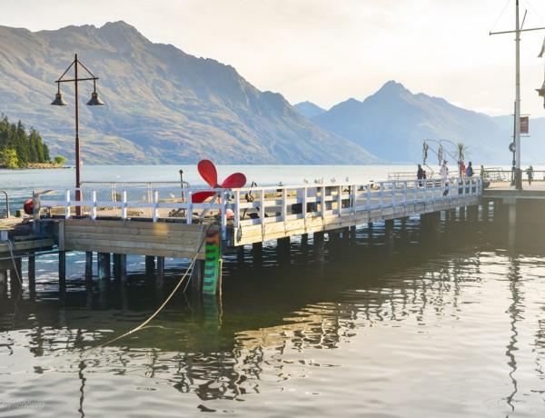 Queenstown - Resedagbok Nya Zeeland dag 1 2
