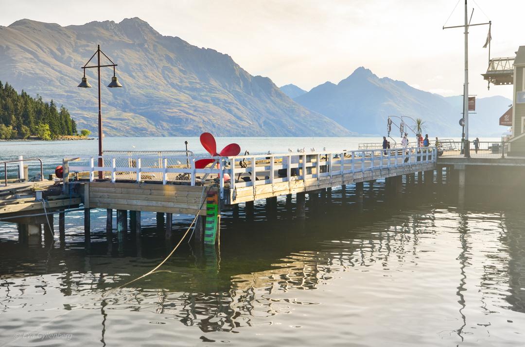 Queenstown - Resedagbok Nya Zeeland dag 1 1