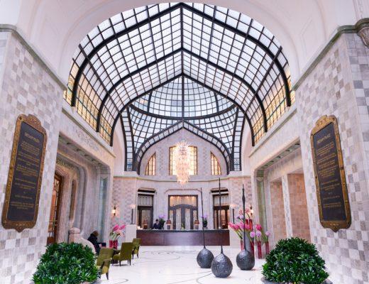 Four Seasons Gresham Palace Hotell