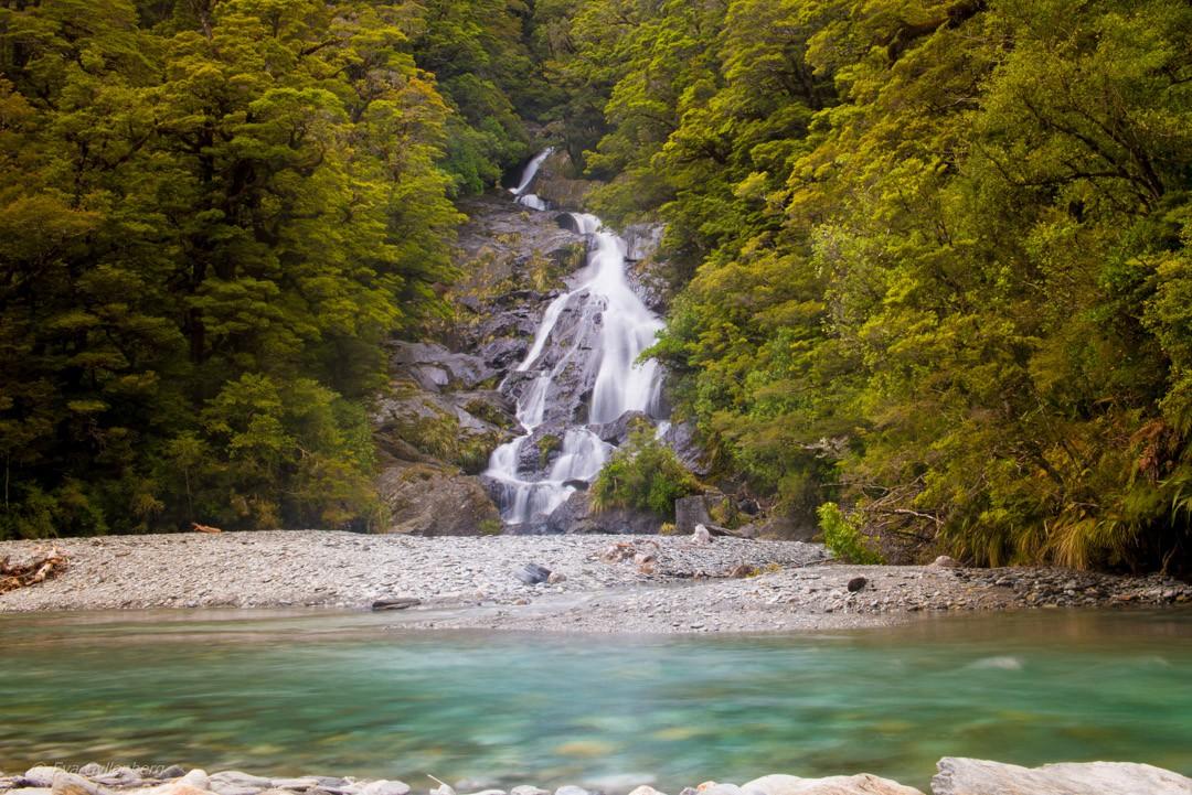 Fantail Falls Mount Aspiring