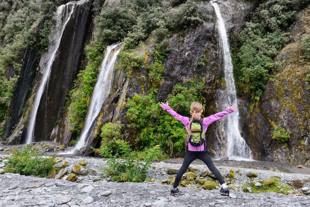 Franz Josef National Park – Resedagbok Nya Zeeland dag 6