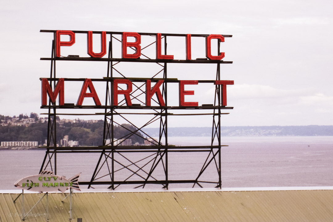 Seattle - Fotoalbum från Starbucks hemstad 20