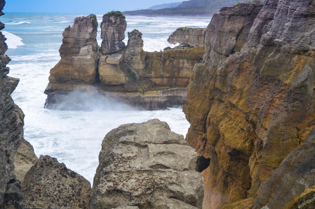 Hokitika och Punakaiki - Resedagbok Nya Zeeland dag 7 21
