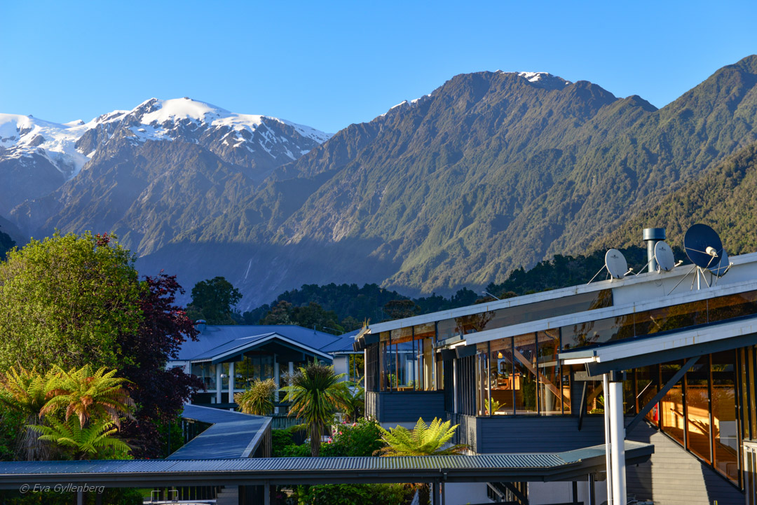 Hokitika och Punakaiki - Resedagbok Nya Zeeland dag 7 8