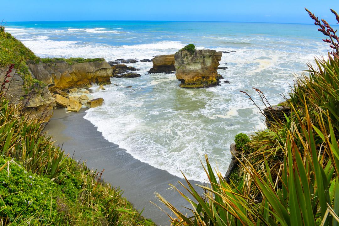 Hokitika och Punakaiki - Resedagbok Nya Zeeland dag 7 25