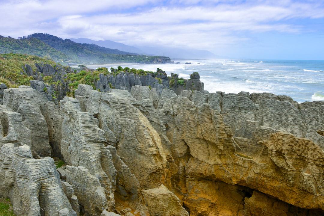 Hokitika och Punakaiki - Resedagbok Nya Zeeland dag 7 27