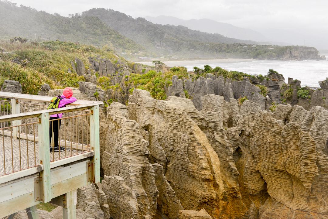 Hokitika och Punakaiki – Resedagbok Nya Zeeland dag 7