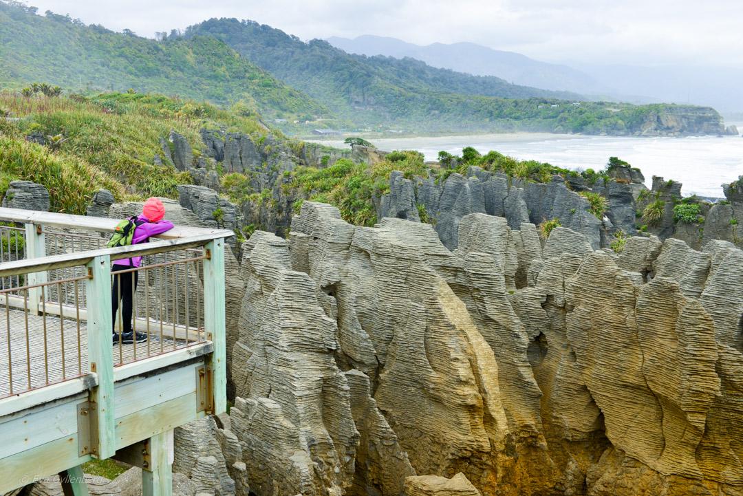 Hokitika och Punakaiki - Resedagbok Nya Zeeland dag 7 29