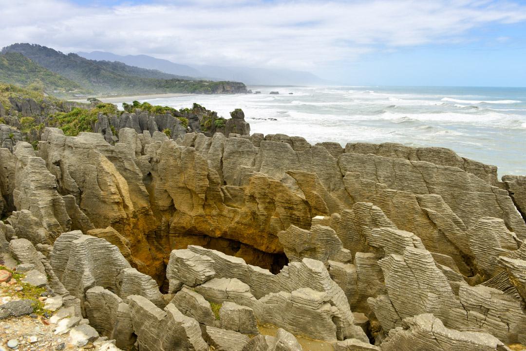 Hokitika och Punakaiki - Resedagbok Nya Zeeland dag 7 31