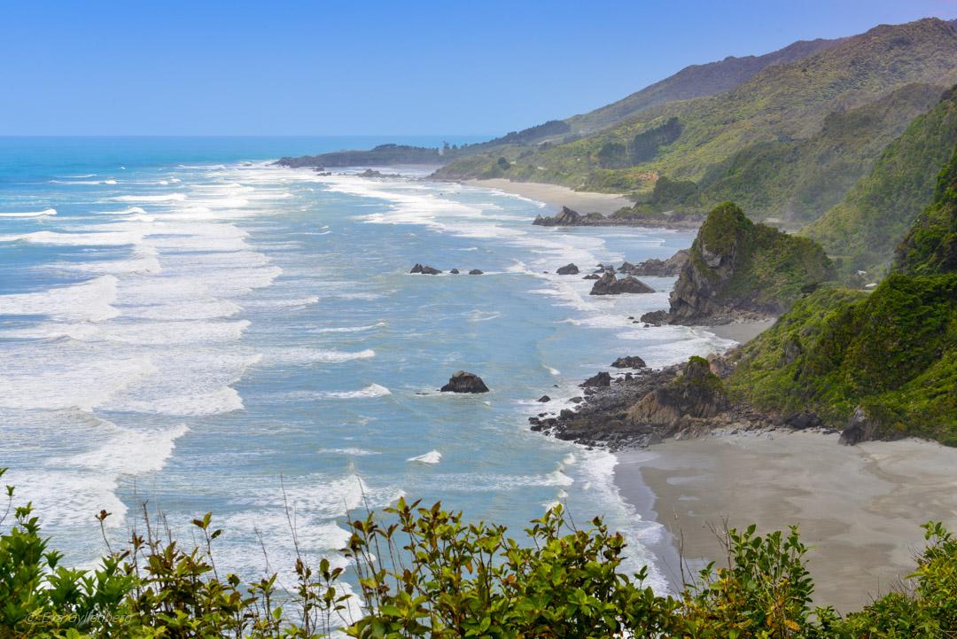 Hokitika och Punakaiki - Resedagbok Nya Zeeland dag 7 41