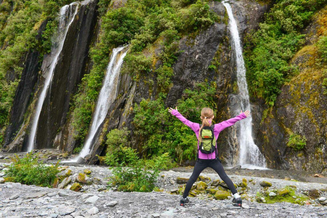 Franz Josef National Park - Resedagbok Nya Zeeland dag 6 1