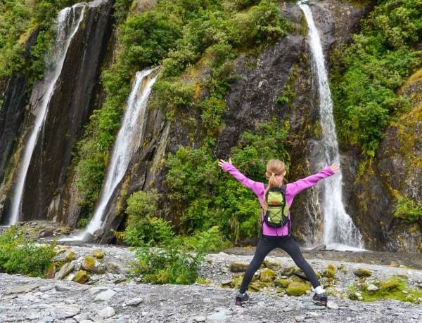Franz Josef National Park - Resedagbok Nya Zeeland dag 6 6
