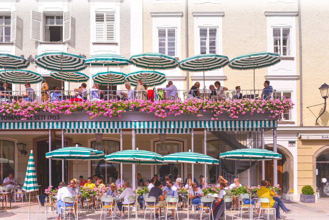 Salzburg Osterrike 4