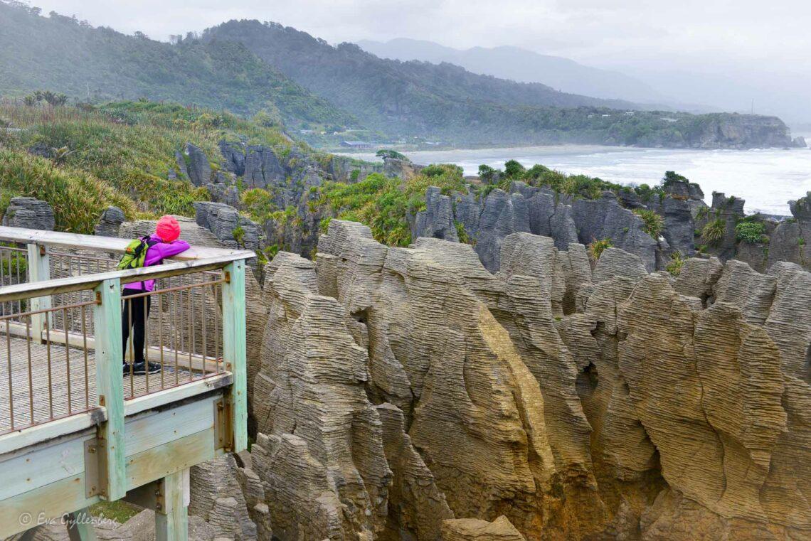 Hokitika och Punakaiki - Resedagbok Nya Zeeland dag 7 1