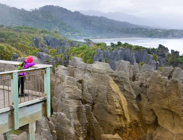 Hokitika och Punakaiki - Resedagbok Nya Zeeland dag 7 4