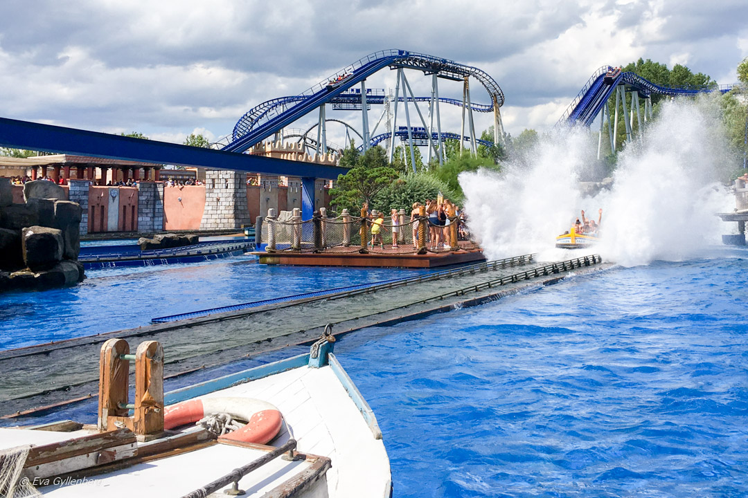 Europa park - Besök Tysklands (och Europas) bästa nöjespark! 1