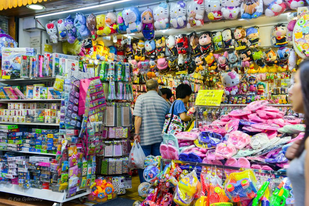 Hong Kong Shopping in Mongkok