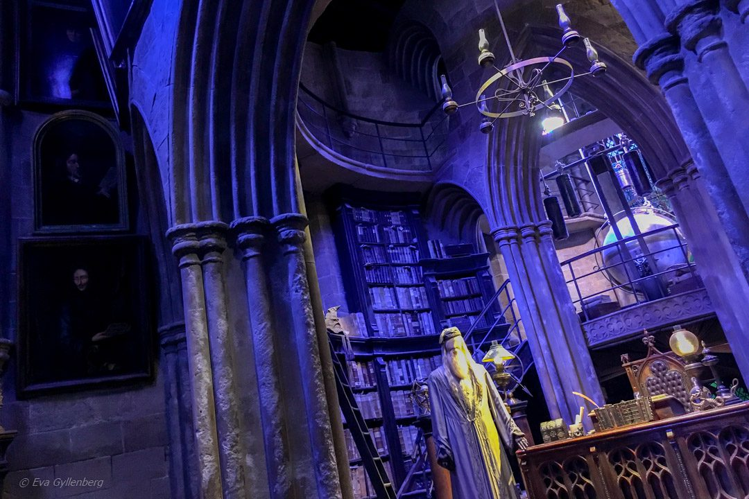 Warner Bros Studio Tour Harry Potter
