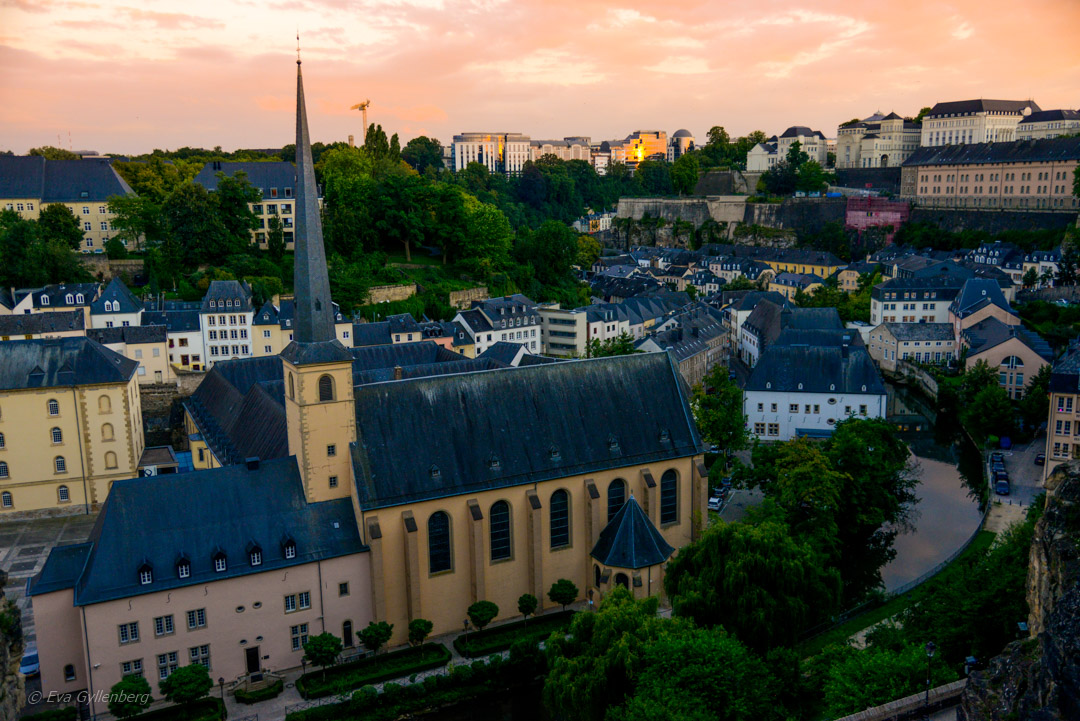 Europas 5 mest romantiska städer 1