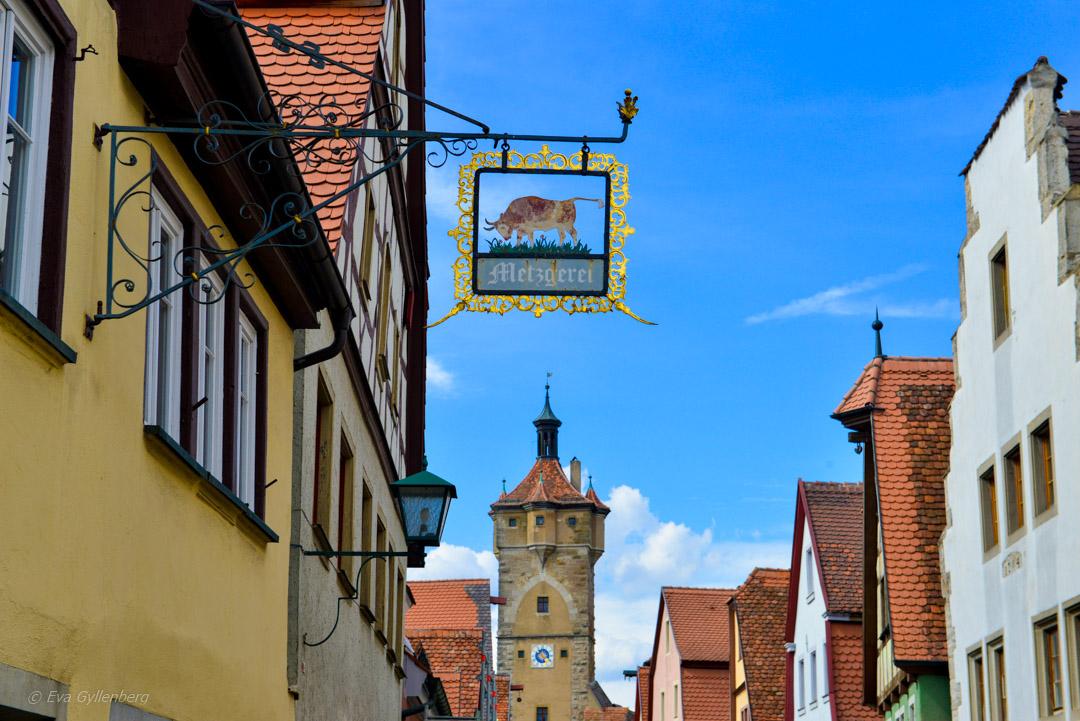 Rothenburg od Tauber