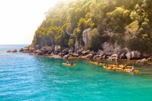 Abel Tasman National Park - Resedagbok Nya Zeeland dag 8 22