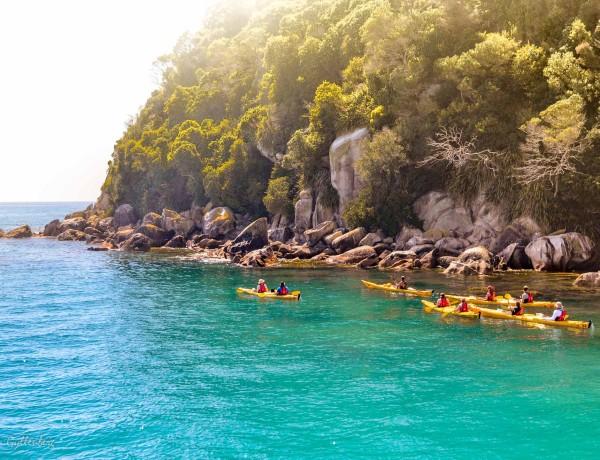 Abel Tasman National Park - Resedagbok Nya Zeeland dag 8 4