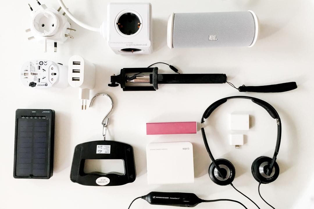 9 teknikprylar vi inte vill vara utan på resan
