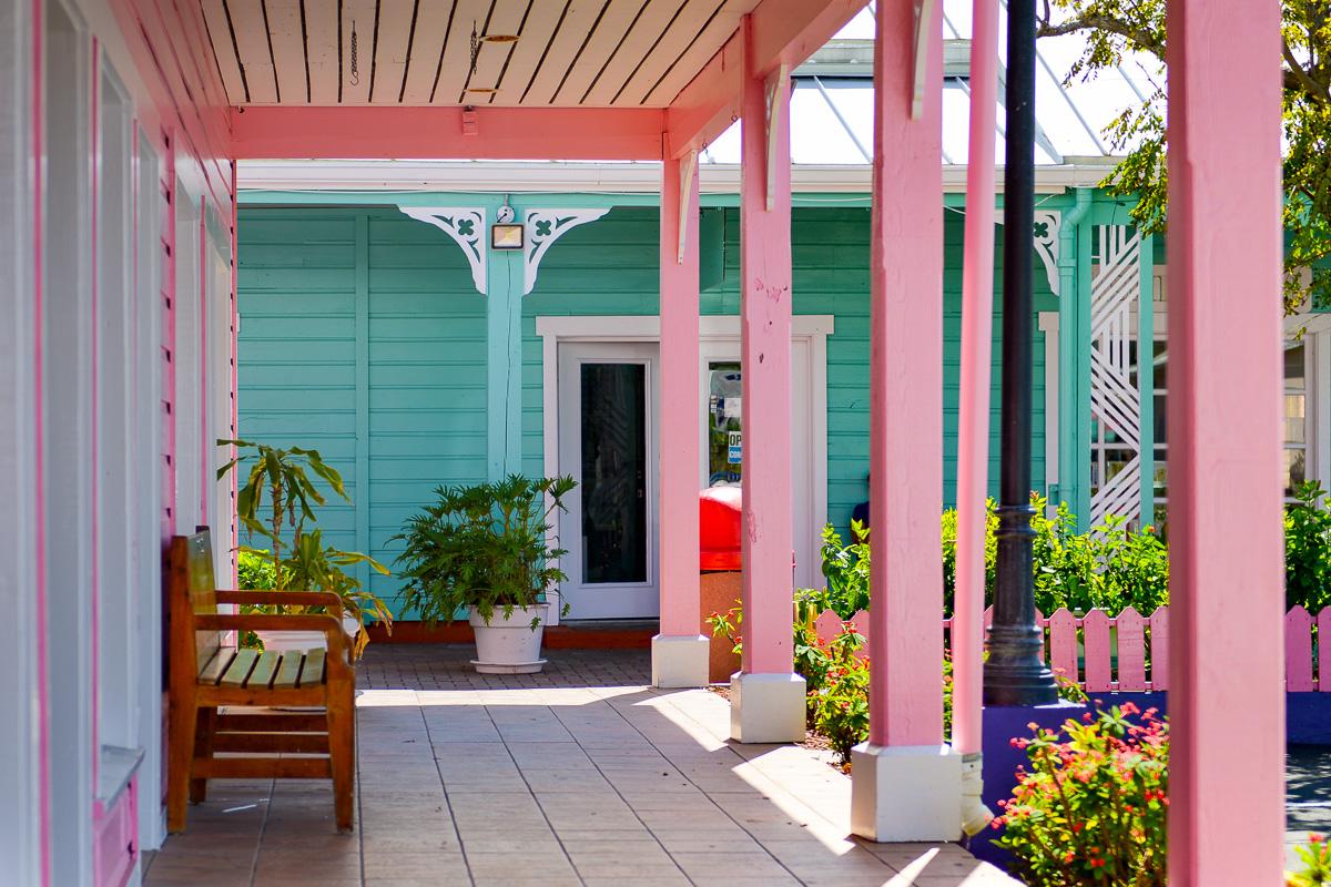 Fotoalbum från Bahamas