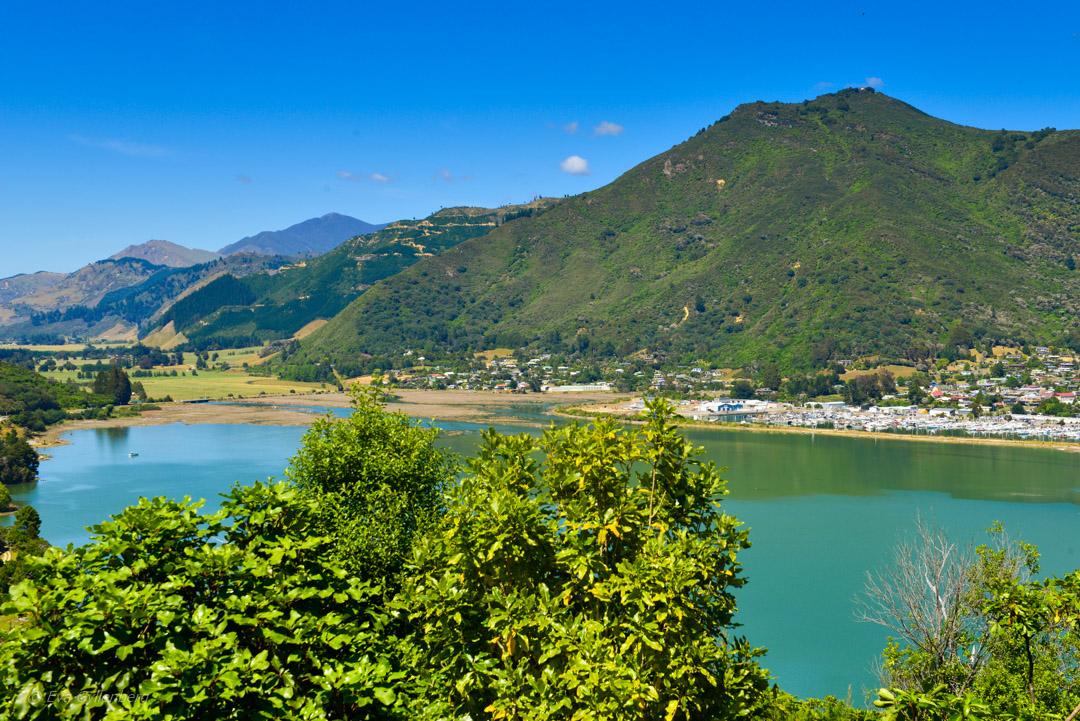 Vingårdar i Marlborough - Resedagbok Nya Zeeland dag 9 10
