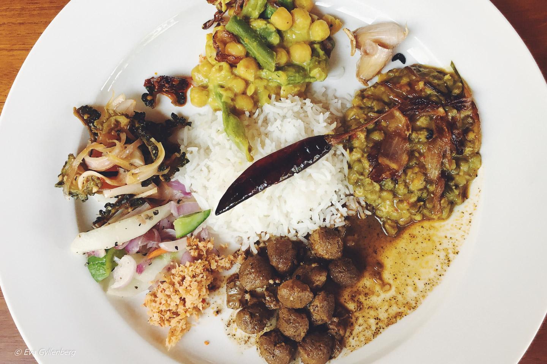 Sri Lankas smaker