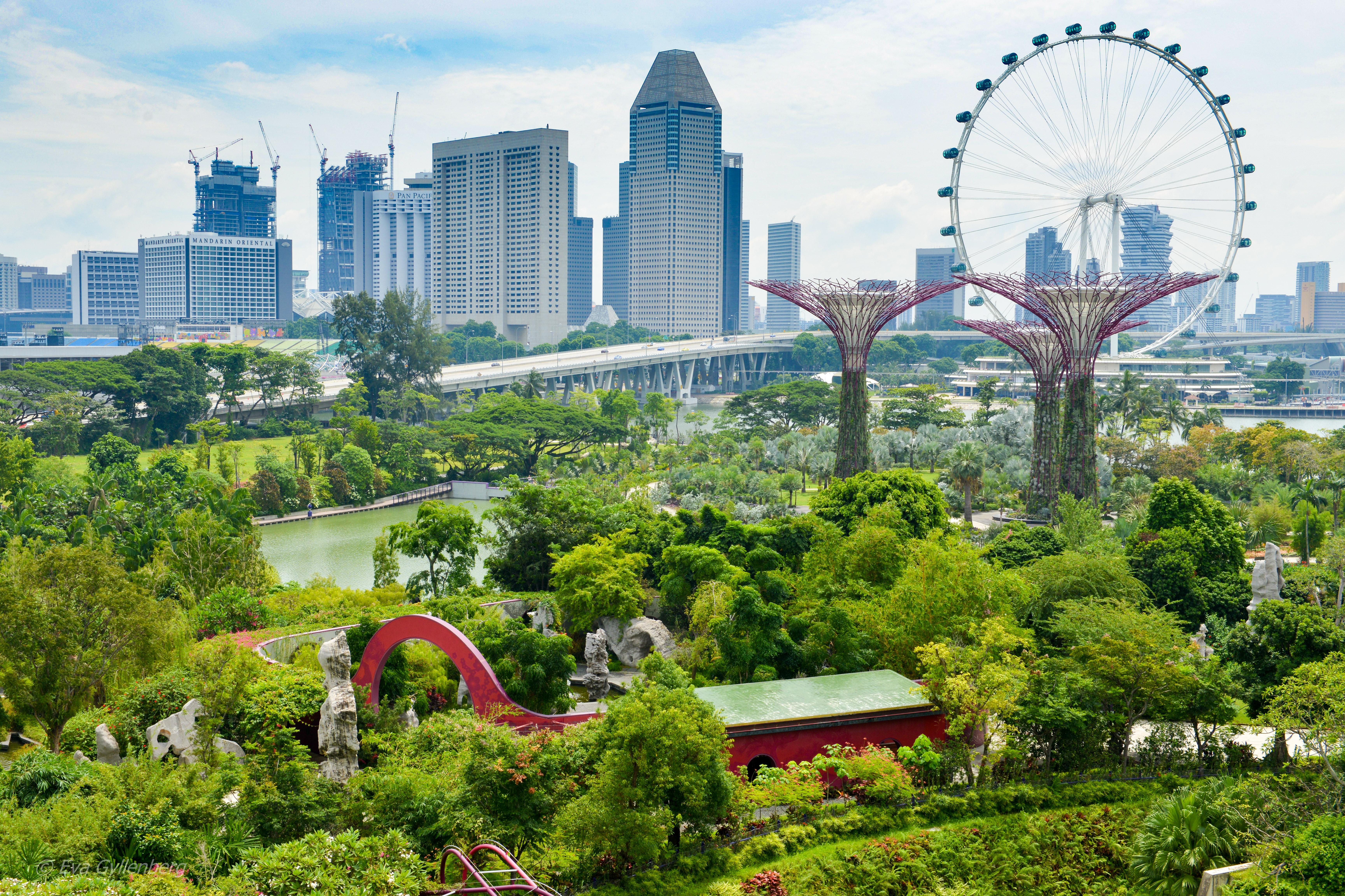 Singapore med barn – semesterguide till mina favoriter