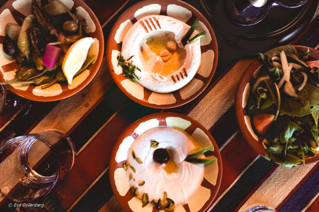 Arabisk mat - UAE