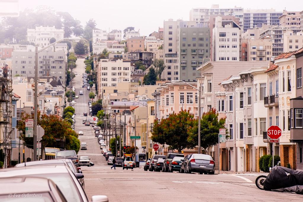 Reseguide till San Francisco