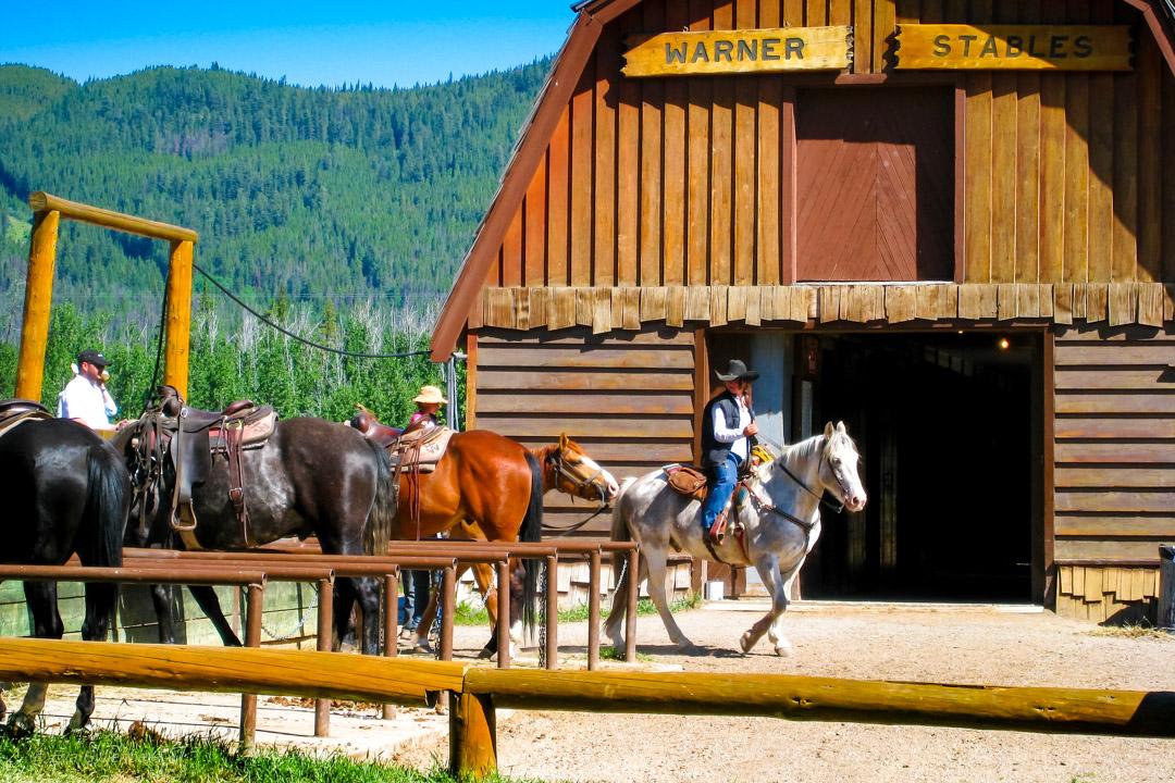 Banff Ranch