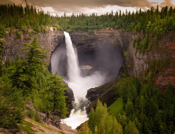 Road trip i British Columbia del 1: Vancouver -> Jasper 7