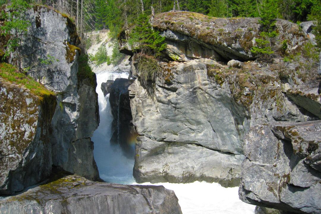 Nairn falls - British Columnbia - Canada