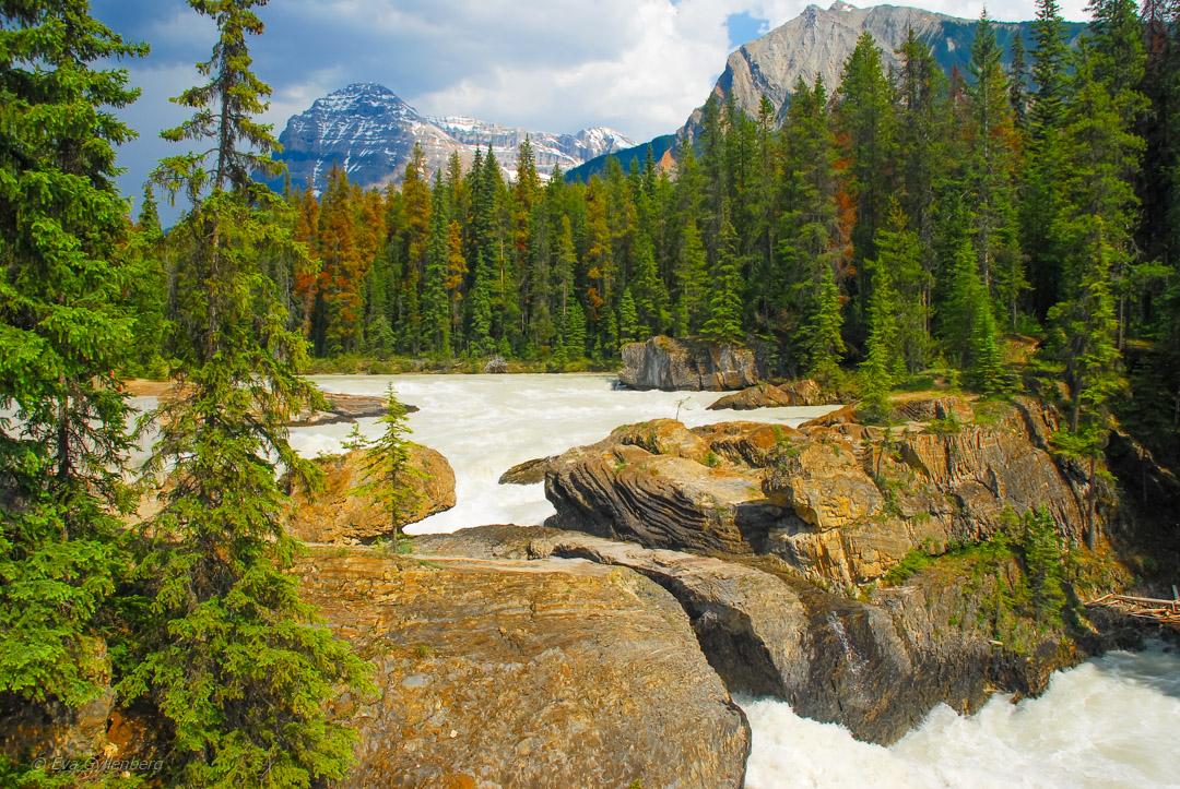 Road trip i British Columbia del 3: Banff -> Vancouver